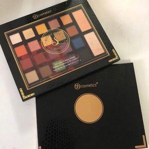 NIB BH Cosmetics Sylvia Gani Eyeshadow Palette